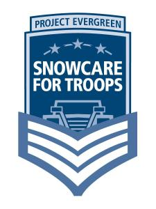 snow for troops