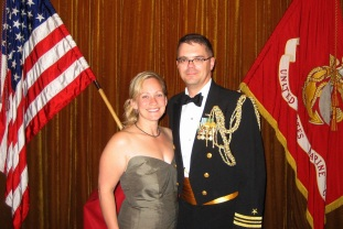 Marine ball background