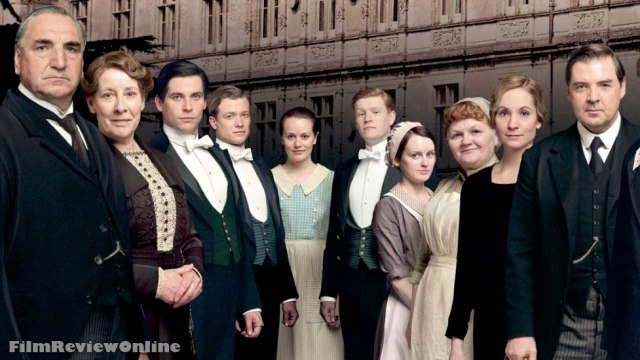 Downton Abbey, Season 4 - The Servants, artwork ©2013 Carnival Films