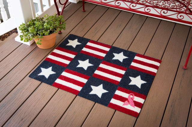 2015 welcome mat-2510FLAG